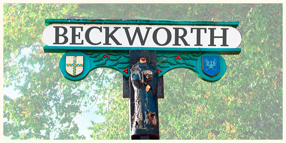 welcome to beckworth